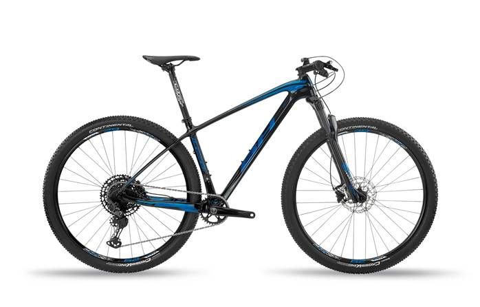 VTT Carbone BH Ultimate RC 7.0 Noir Bleu
