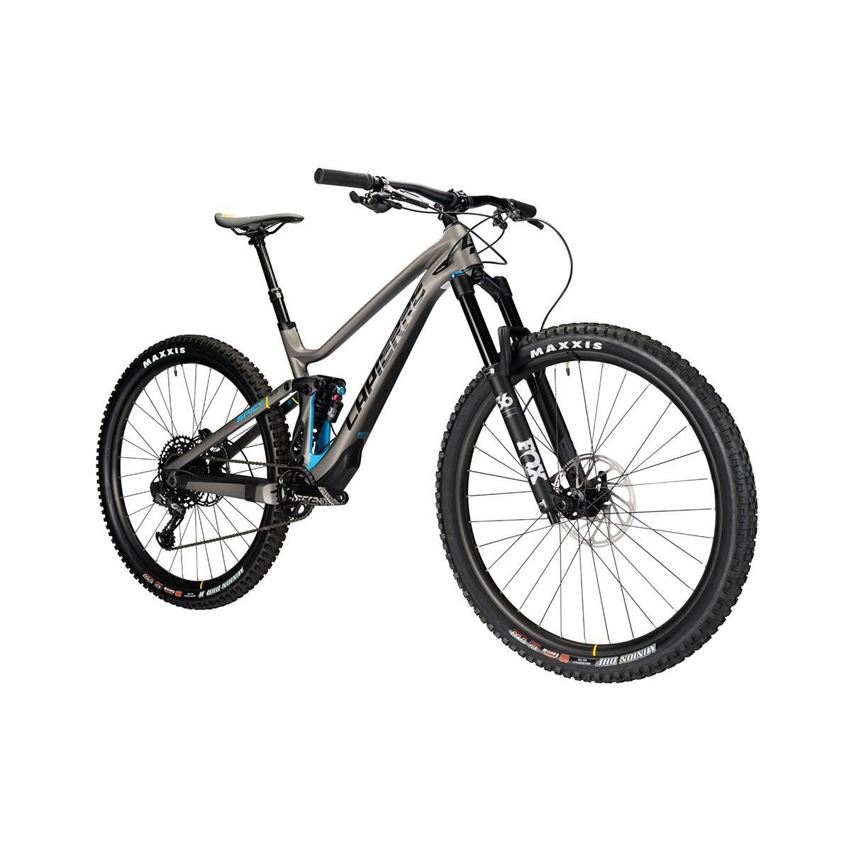 vtt tout suspendu lapierre spicy fit 5 0 27 5 2020 pas cher intercycle
