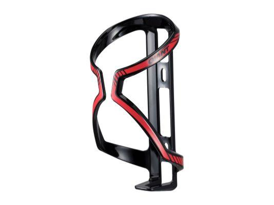 Porte-Bidon GIANT Airway Noir Rouge Brillant