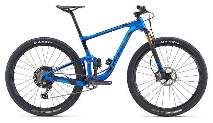 VTT GIANT Anthem Advanced Pro 29 0