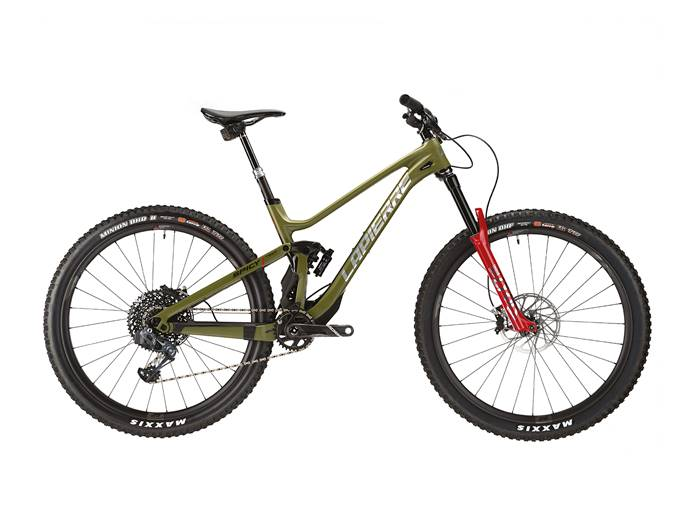 VTT Tout-Suspendu LAPIERRE Spicy Fit Team Ultimate 27,5""