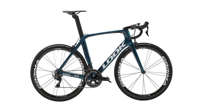 Vélo LOOK 795 BLADE RS Metalic Blue Glossy Dura-Ace