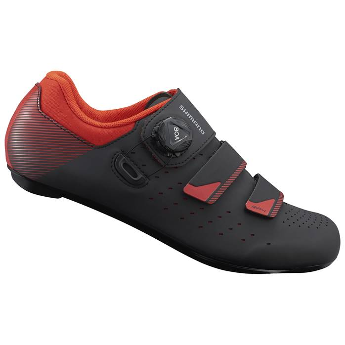Chaussures Route SHIMANO RP400 Noir Orange