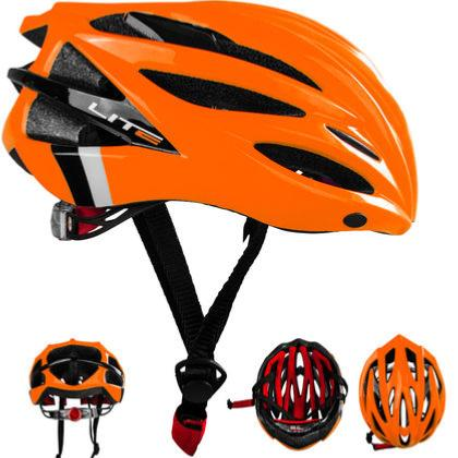 BH Casque lite orange