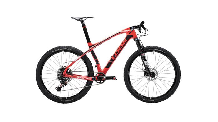 VTT LOOK 987 RS Corail Glossy X01 Eagle
