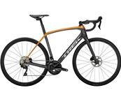 Vélo Route TREK Domane SL 5 Gris Orange