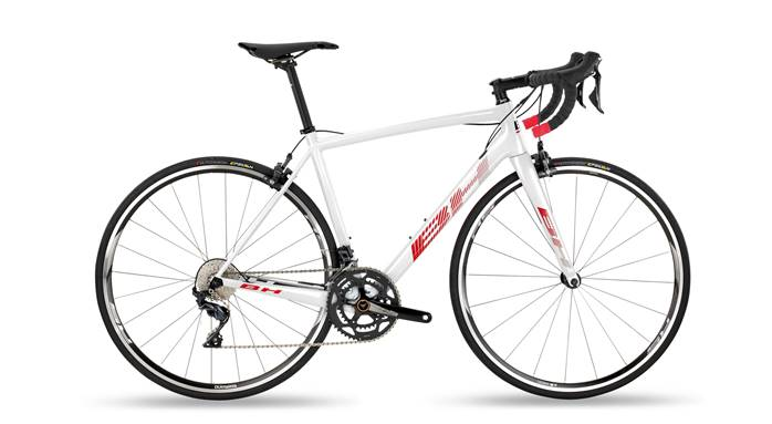 Vélo BH Ultralight 8.0 Blanc Rouge