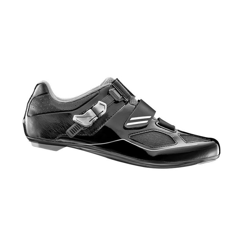Chaussures Route GIANT Phase Noir Argent