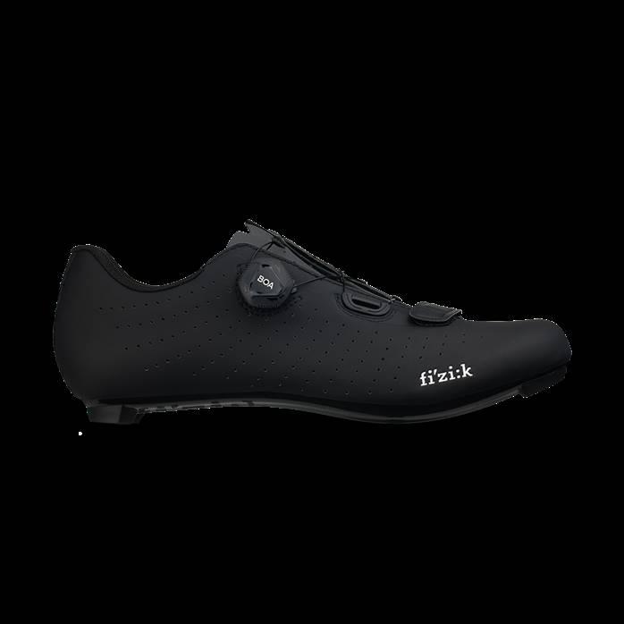 rétro original 50% de réduction Chaussures Route FIZIK Tempo Overcurve R5 Noir