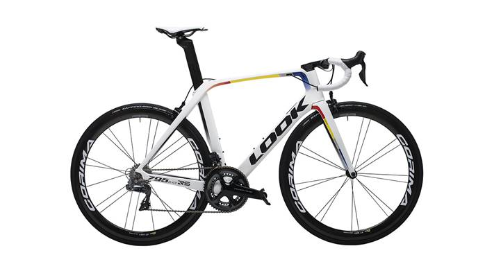 Vélo LOOK 795 BLADE RS Proteam White Glossy Dura-Ace Di2