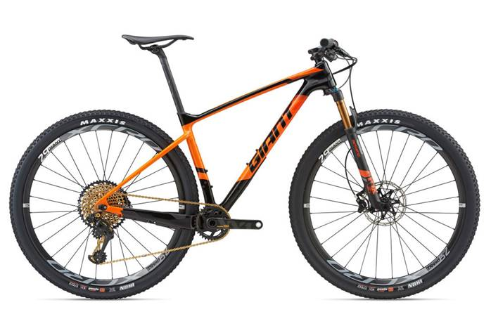 VTT GIANT XTC Advanced 29er 0 2018