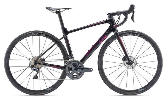 Vélo femme LIV Langma Advanced Pro 1 Disc