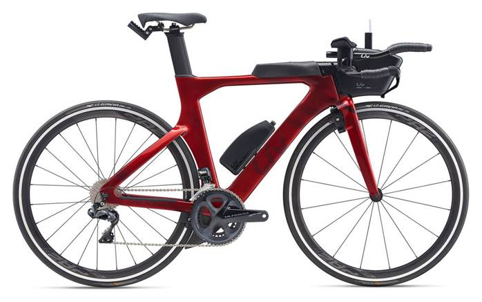 Vélo Triathlon Femme LIV Avow Advanced Pro 1