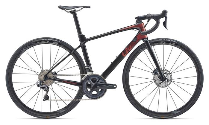 Vélo Route Femme LIV Langma Advanced Pro 1 Disc