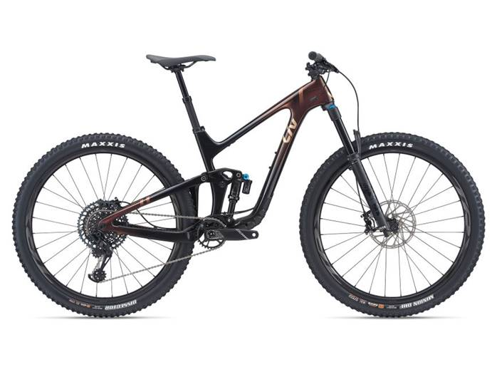 VTT Tout-Suspendu Femmes LIV Intrigue Advanced Pro 29 1