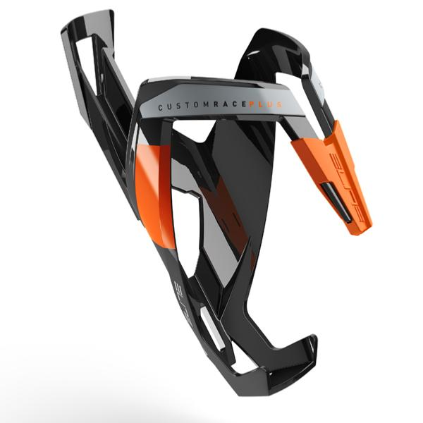 Porte-Bidon ELITE Custom Race Plus Noir Orange
