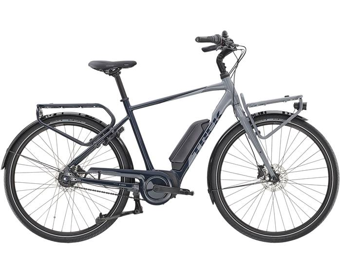 Vélo de ville électrique TREK District+ 2 500Wh
