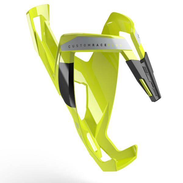 Porte-Bidon ELITE Custom Race Plus Jaune Fluo Noir