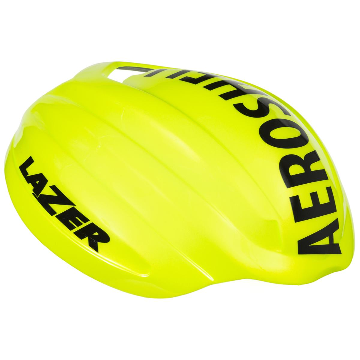 Coque LAZER Aeroshell Z1 Jaune Flash