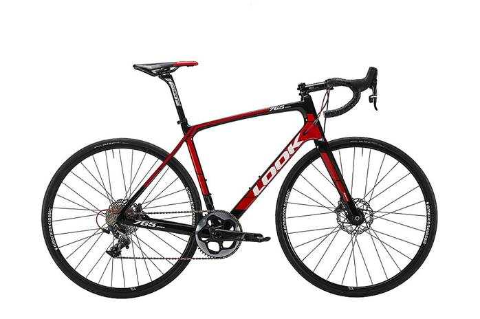 Vélo LOOK 765 Optimum Disc Sram Force Mono