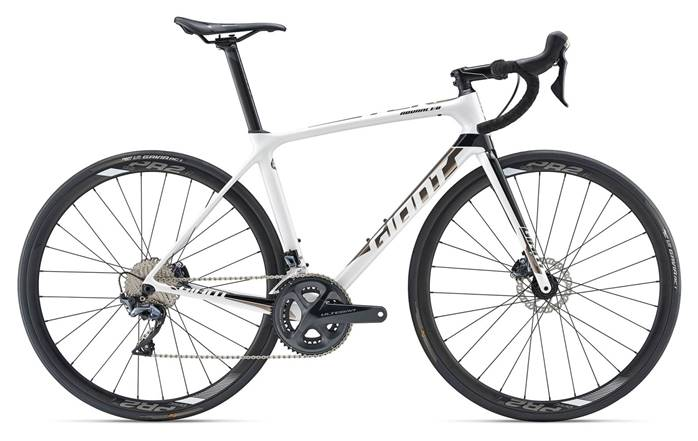 Vélo GIANT TCR Advanced 1 Disc KOM
