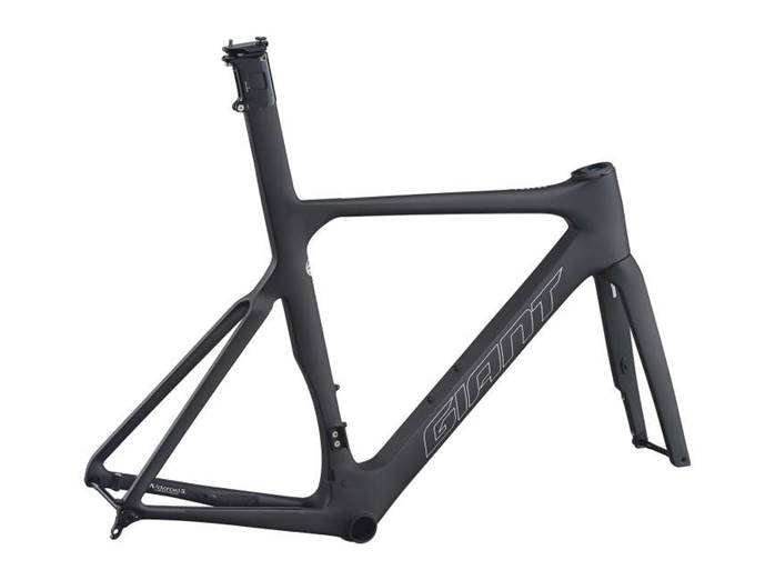 Kit cadre carbone GIANT Propel Advanced SL Disc Noir