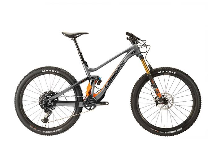 VTT Tout-Suspendu LAPIERRE Zesty AM Fit 8.0 27,5""
