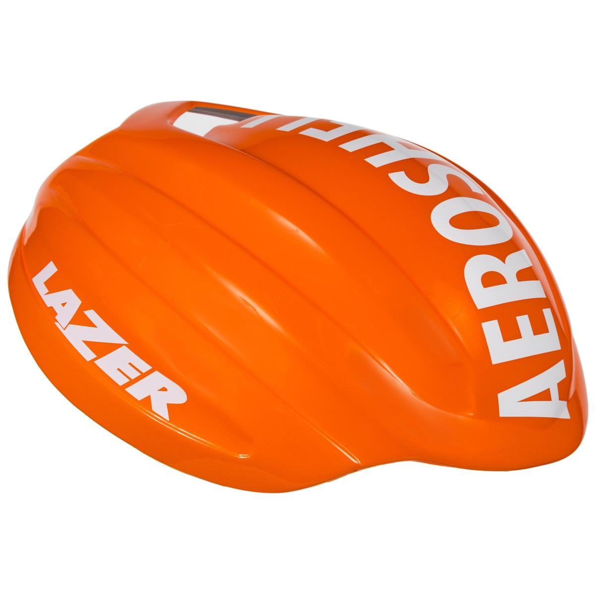 Coque LAZER Aeroshell Z1 Orange Flash