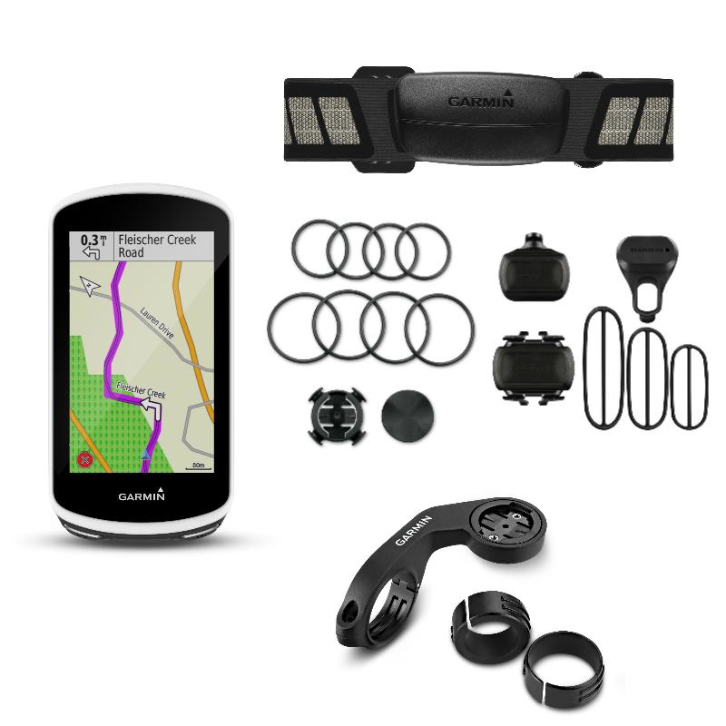 Compteur GPS GARMIN Edge 1030 Bundle