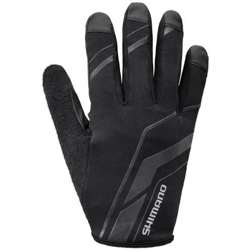Gants Shimano early winter glove noir