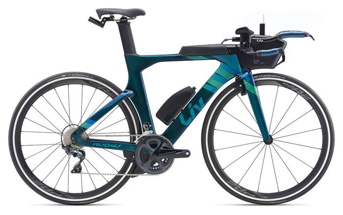 Vélo Triathlon Femme LIV Avow Advanced Pro 2