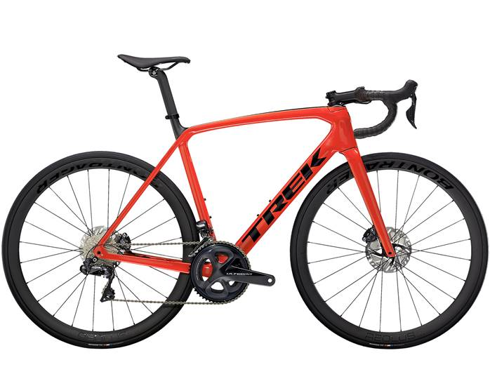 Vélo Route TREK Emonda SL 7 Disc Rouge