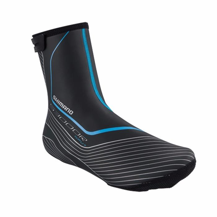 Shimano Couvre Chaussures S3000R NPU+ Noir