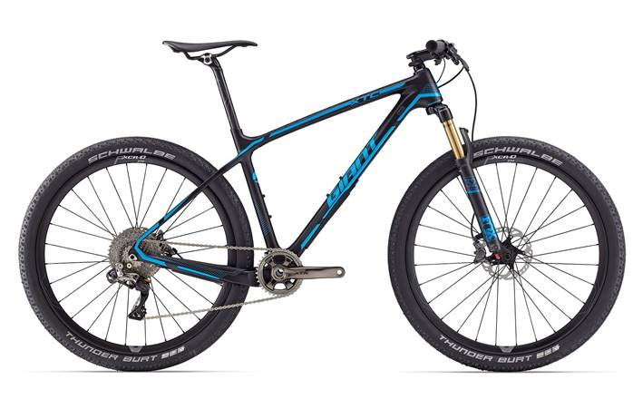 VTT GIANT XTC Advanced SL 27,5 0