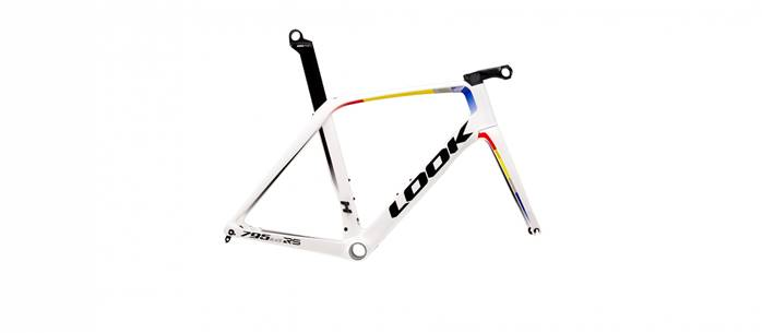 Kit cadre LOOK 795 Blade RS Proteam Blanc