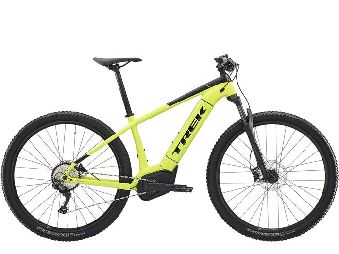 VTT électrique TREK Powerfly 5 Volt Green