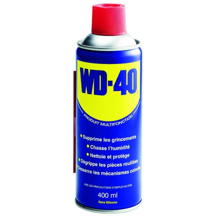Spray dégrippant WD40 400ml