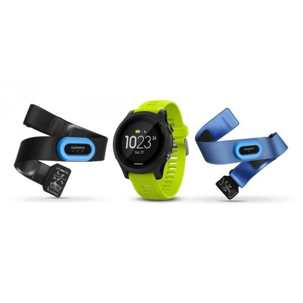 Montre GPS GARMIN Forerunner 935 - Pack Triathlon