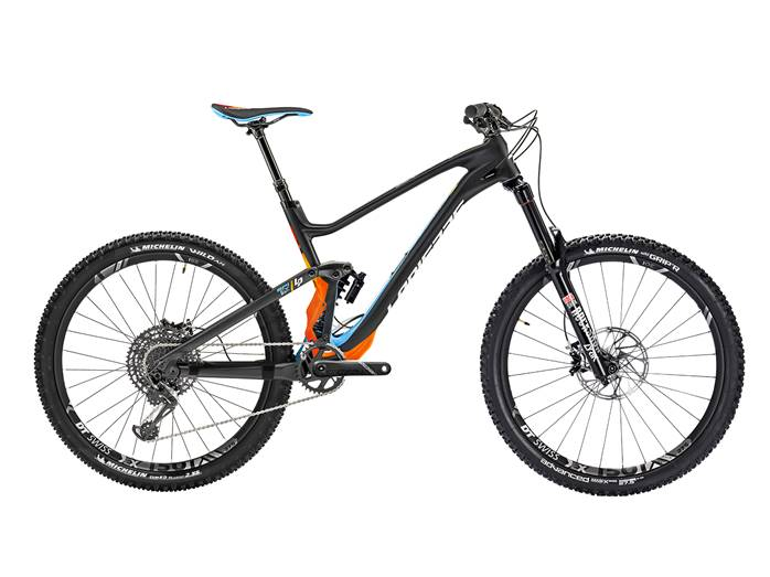 VTT Tout-Suspendu LAPIERRE Spicy Team Ultimate 27,5