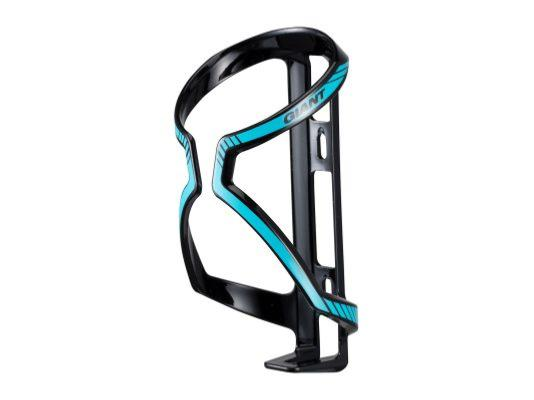Porte-Bidon GIANT Airway Noir Bleu Brillant