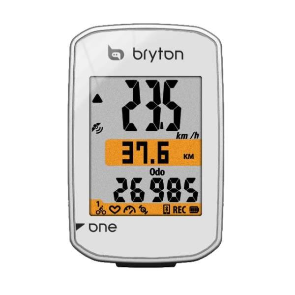 Compteur GPS BRYTON Rider One E