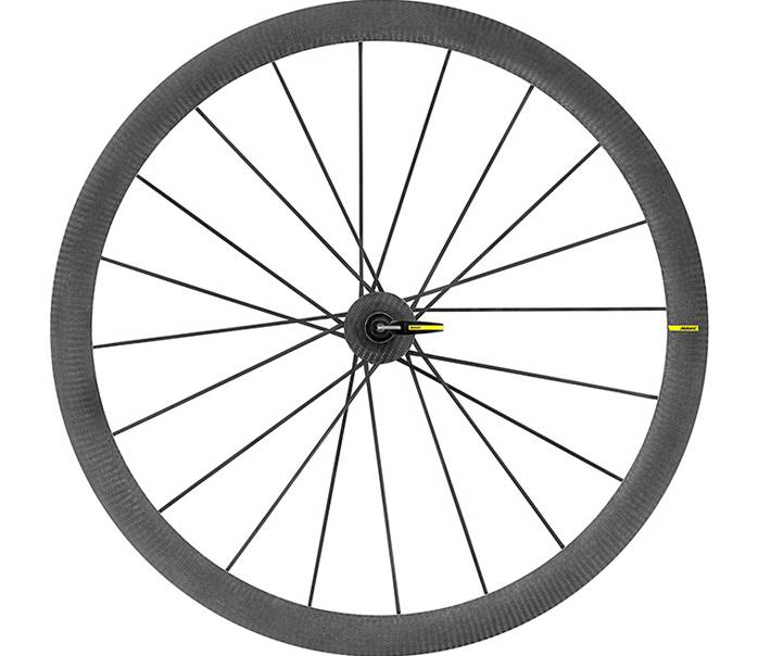 Roue avant Route MAVIC Cosmic Ultimate