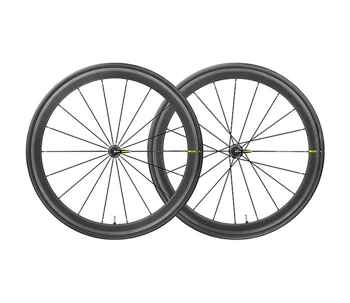Roues Route MAVIC Cosmic Pro Carbone UST
