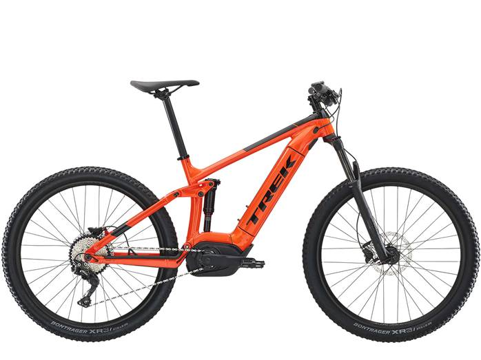 VTT électrique TREK Powerfly FS 5 Orange
