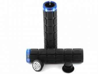 BIG ONE GRIPS BLACK/BLUE