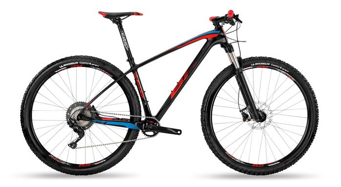 VTT BH Ultimate RC 6.0 Noir Rouge