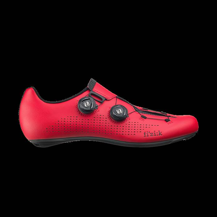 Chaussures Route FIZIK Infinito R1 Rouge Noir