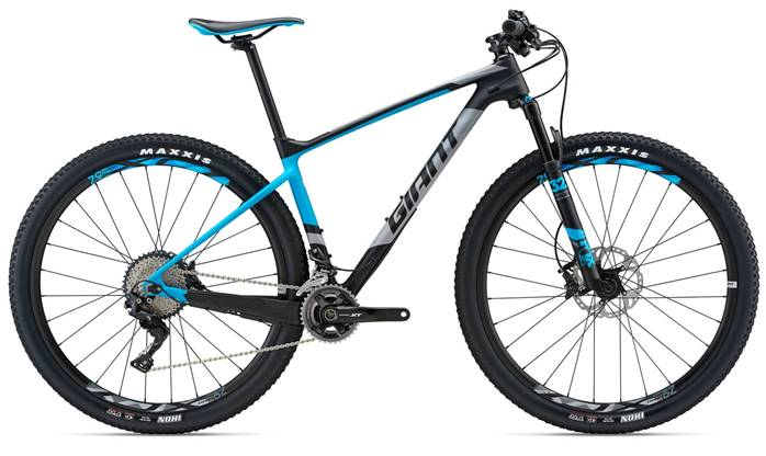 VTT GIANT XTC Advanced 29er 1.5 GE