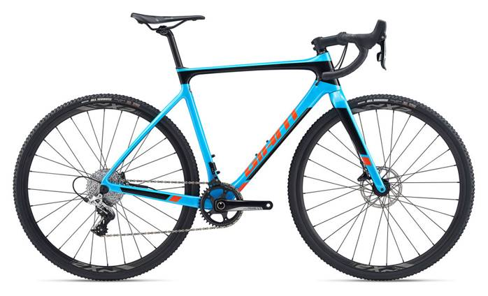 Vélo cyclo-cross GIANT TCX Advanced Pro 2