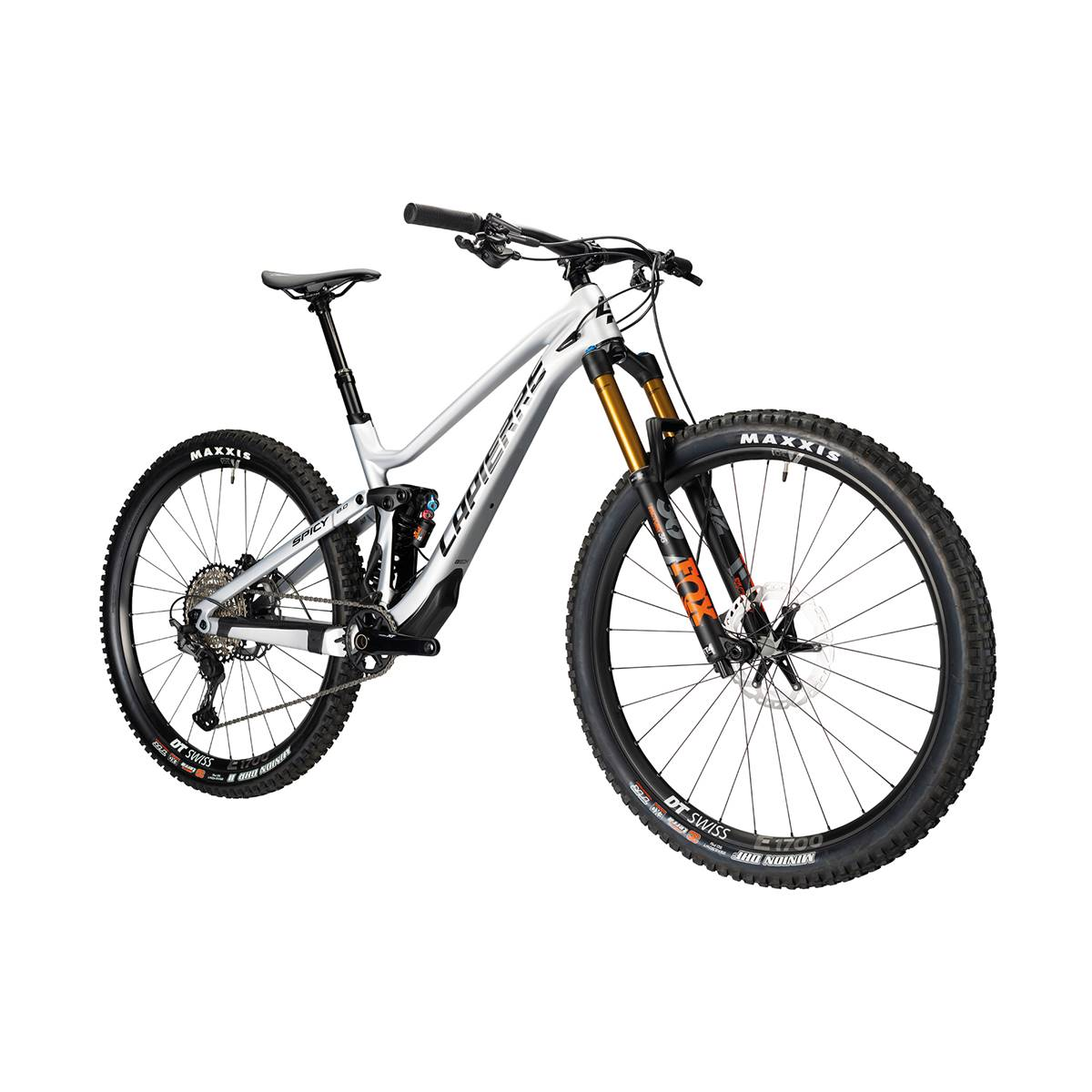 vtt tout suspendu lapierre spicy fit 8 0 27 5 2020 pas cher intercycle